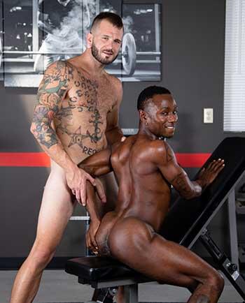 gay interracial sex